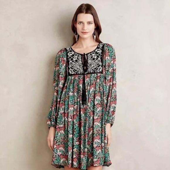 Anthropologie Dresses & Skirts - Anthropolgie Floreat Ottava dress